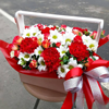 інстаграм кошик з квітами | flower-power.rv.ua