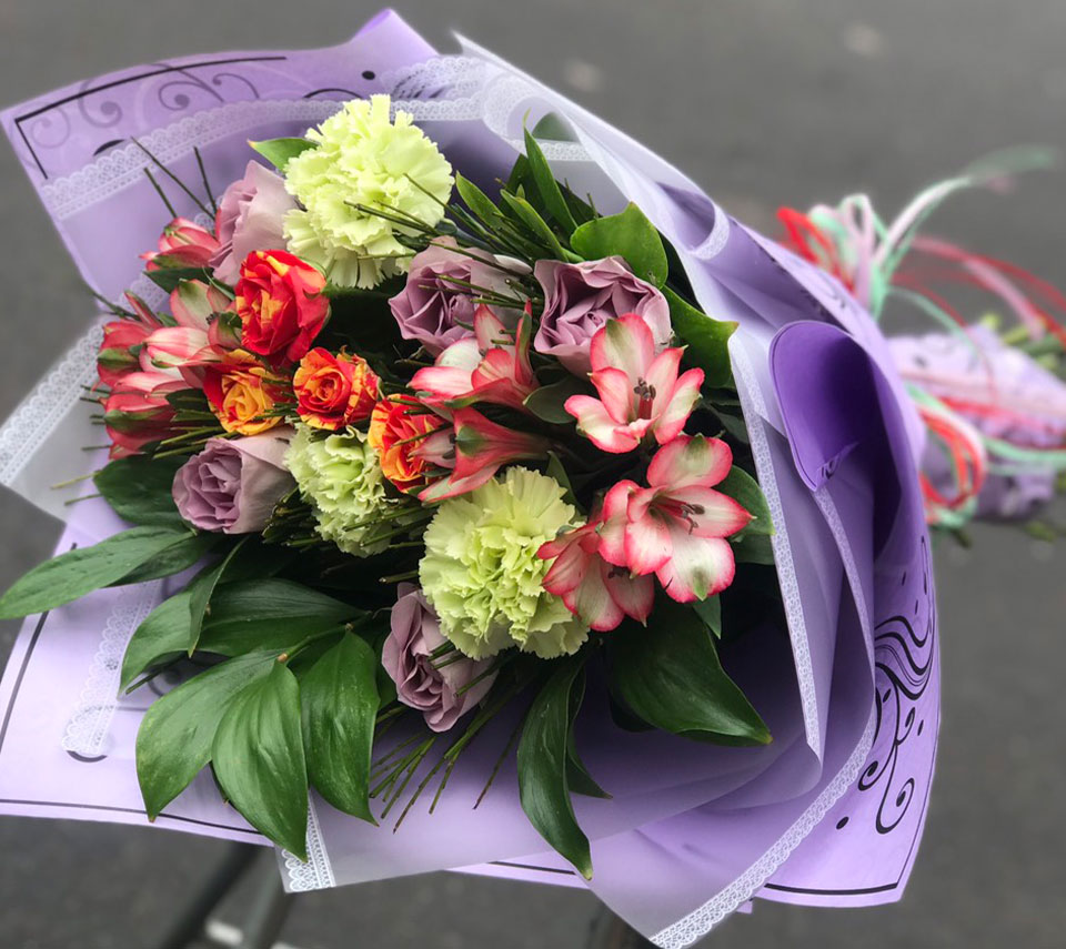 красивий букет | flower-power.rv.ua