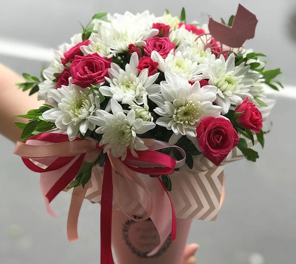 квіти на народження доньки | flower-power.rv.ua