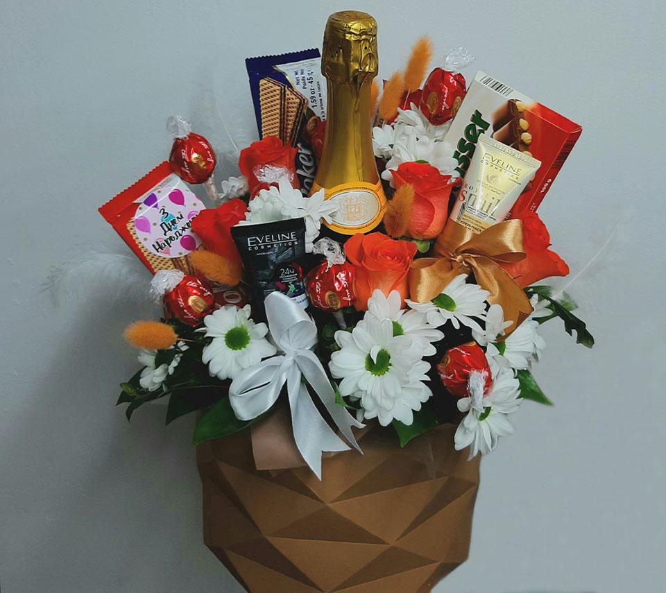 солодкий подарунок | flower-power.rv.ua