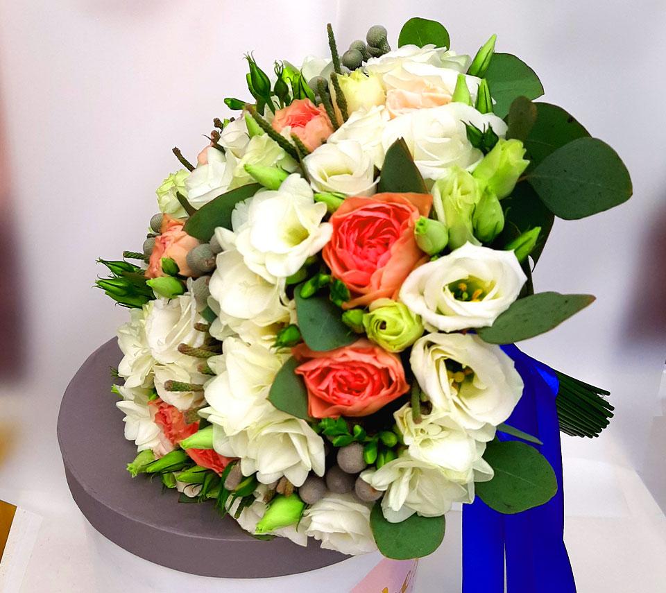 букет нареченої 02 | flower-power.rv.ua