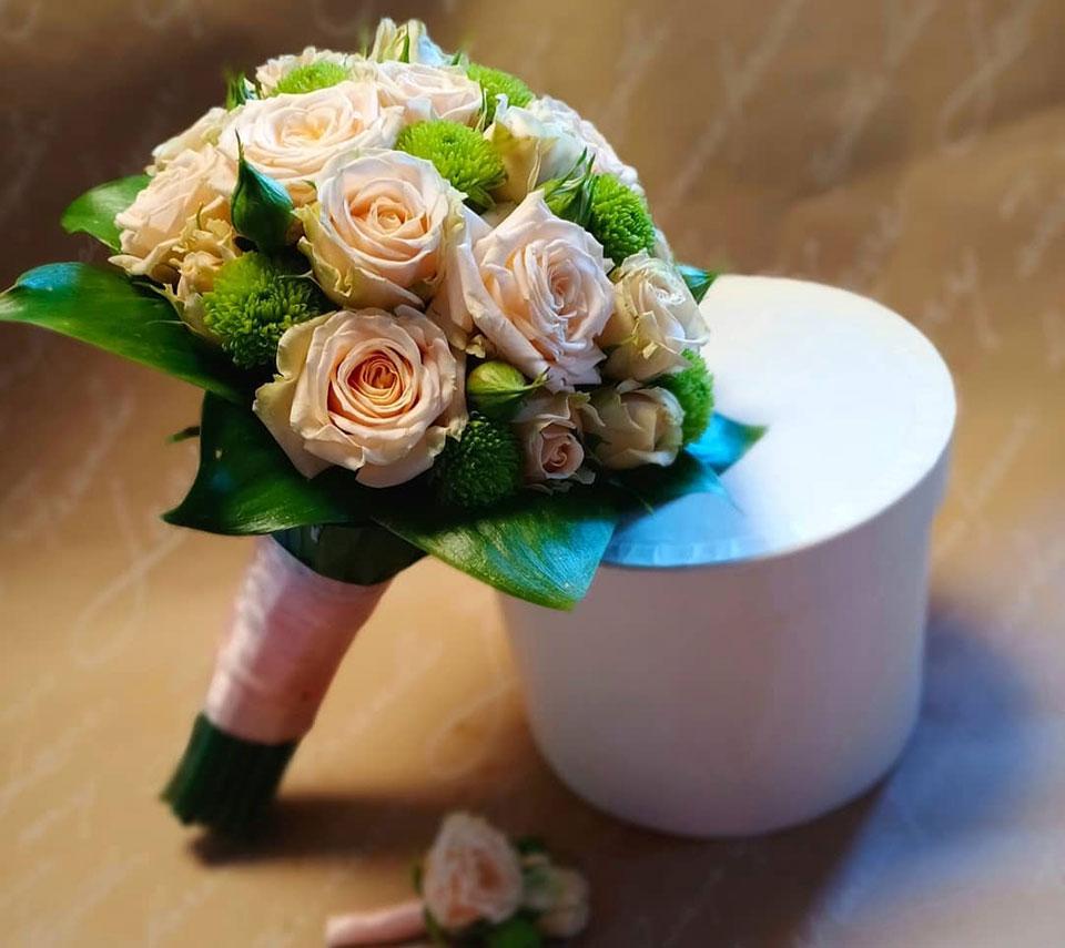 букет нареченої | flower-power.rv.ua
