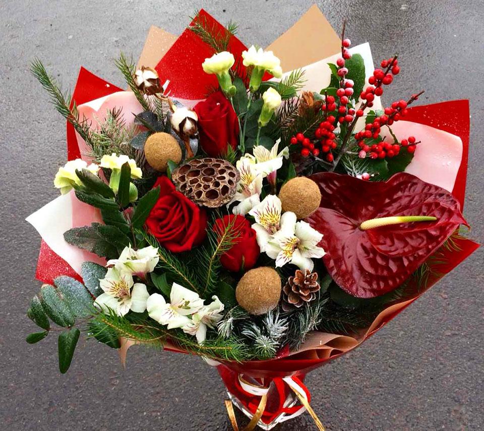 яскравий букет | flower-power.rv.ua